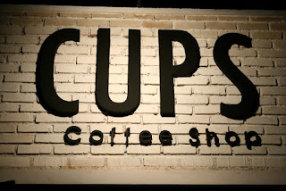 Cups Cafe resto cafe di Bandung