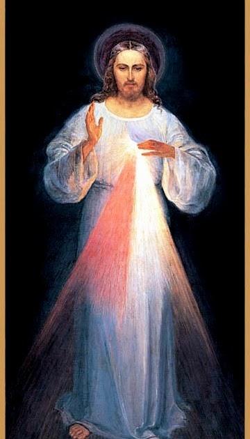 """""""Gesù, confido in Te!"""": L'IMMAGINE DI GESU' MISERICORDIOSO"""