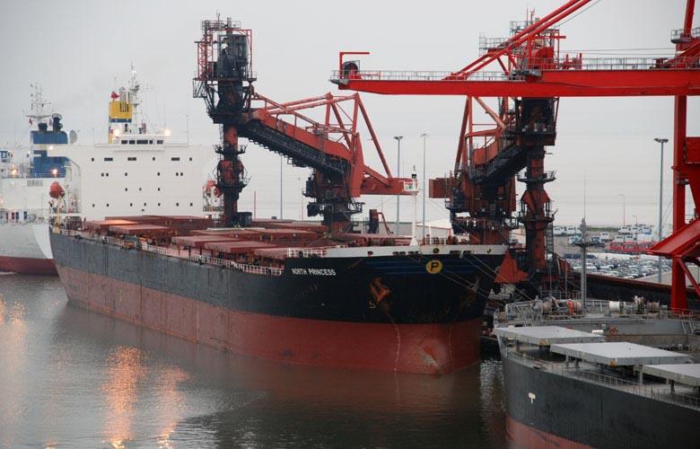 tuticorin port