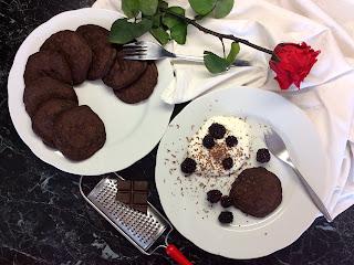 Kakaové lívance z kokosové mouky