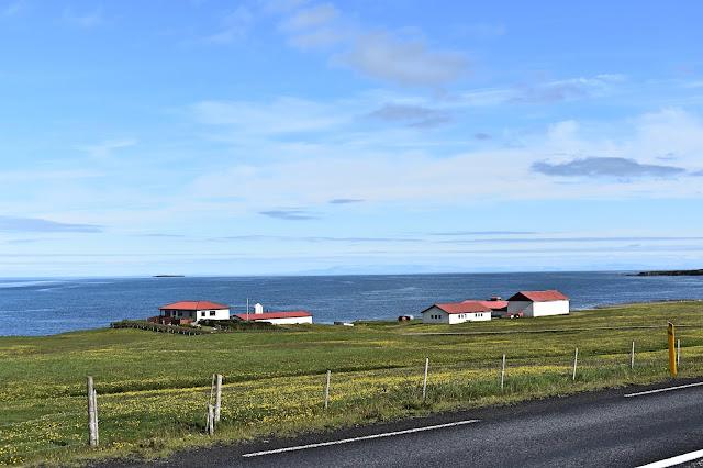 Islandzkie krajobrazy