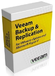 Veeam Backup Replication 9.0.0.902 poster box cover