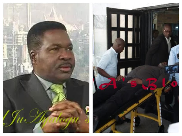 Dino Melaye: Ozekhome tells court why Senator jumped off police van in Abuja