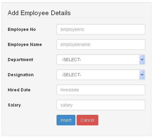 codeigniter bootstrap form example