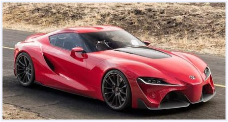 2017 Toyota Supra >> 2017 Toyota Supra Ft 1 Review And Concept Auto Toyota Review