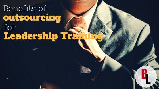 Benefits of Outsourcing for Leadership Training