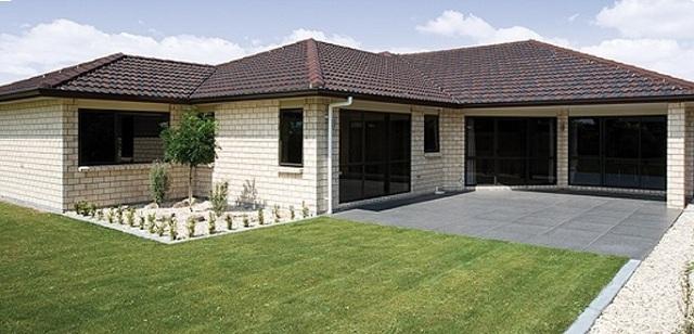 Plano de casa con dos garajes planos de casas gratis y for Casas en garajes