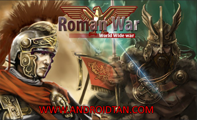 Download Roman War(3D RTS) Mod Apk v2.5.0 (Unlimited Money) Full Terbaru 2017