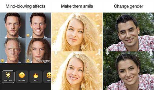 تحميل تطبيق faceapp pro apk  كشف الوجه النسخة المدفوعة مجانا
