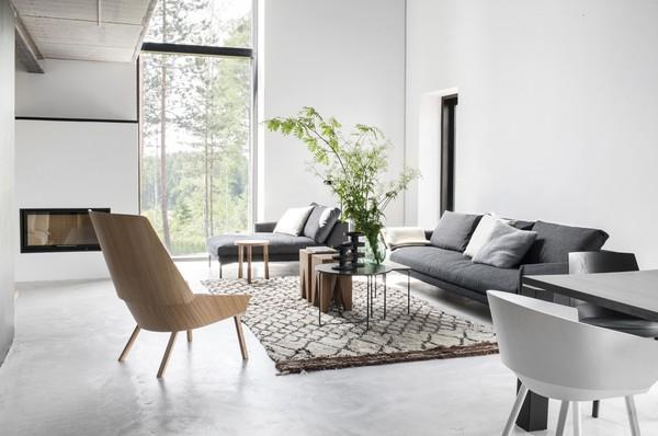 The Finnish Treatment Home Interior Design