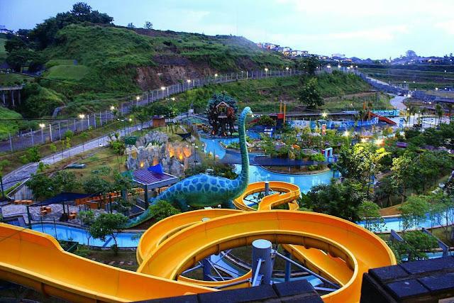 Info Lengkap Water Blaster, Waterpark Terbesar di Semarang