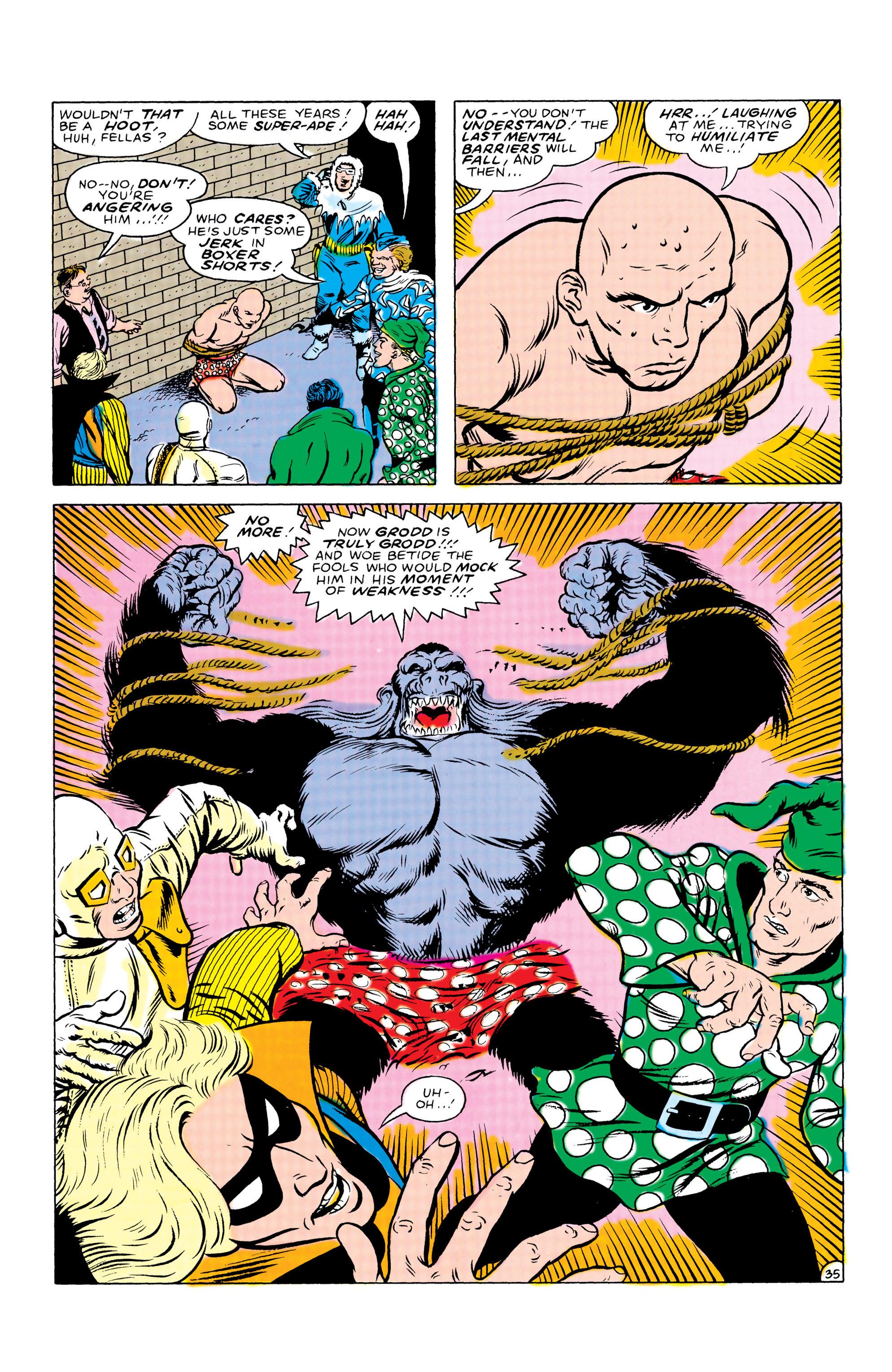 Read online Secret Origins (1986) comic -  Issue #41 - 36