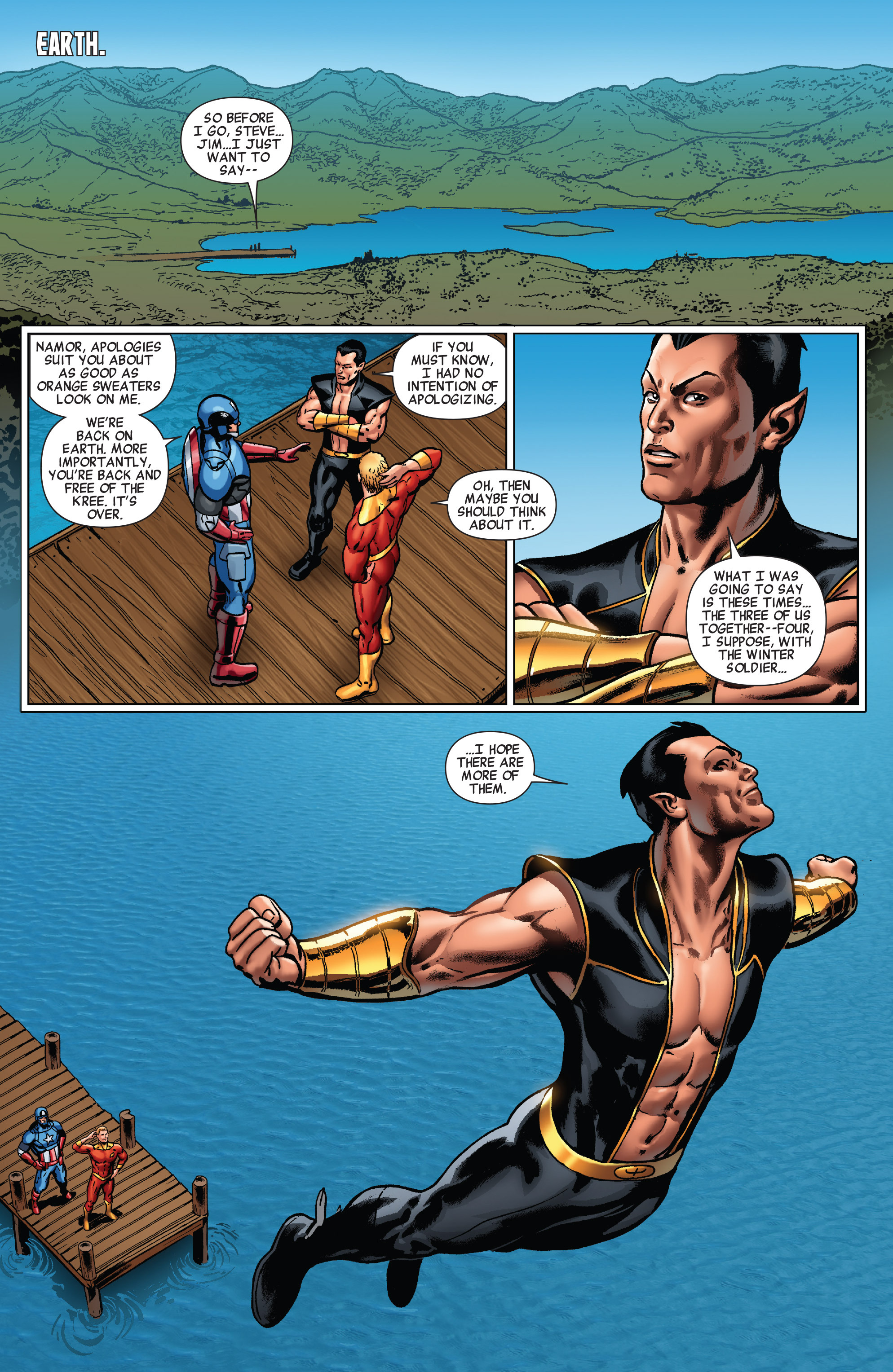 Read online All-New Invaders comic -  Issue #5 - 16