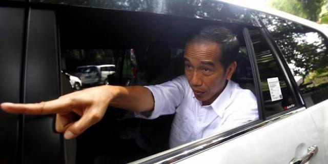 """""""Jokowi Anti Kritik, Larang Demonstrasi Dengan Alasan Biaya Pengamanan Capai Ratusan Miliar Rupiah"""""""