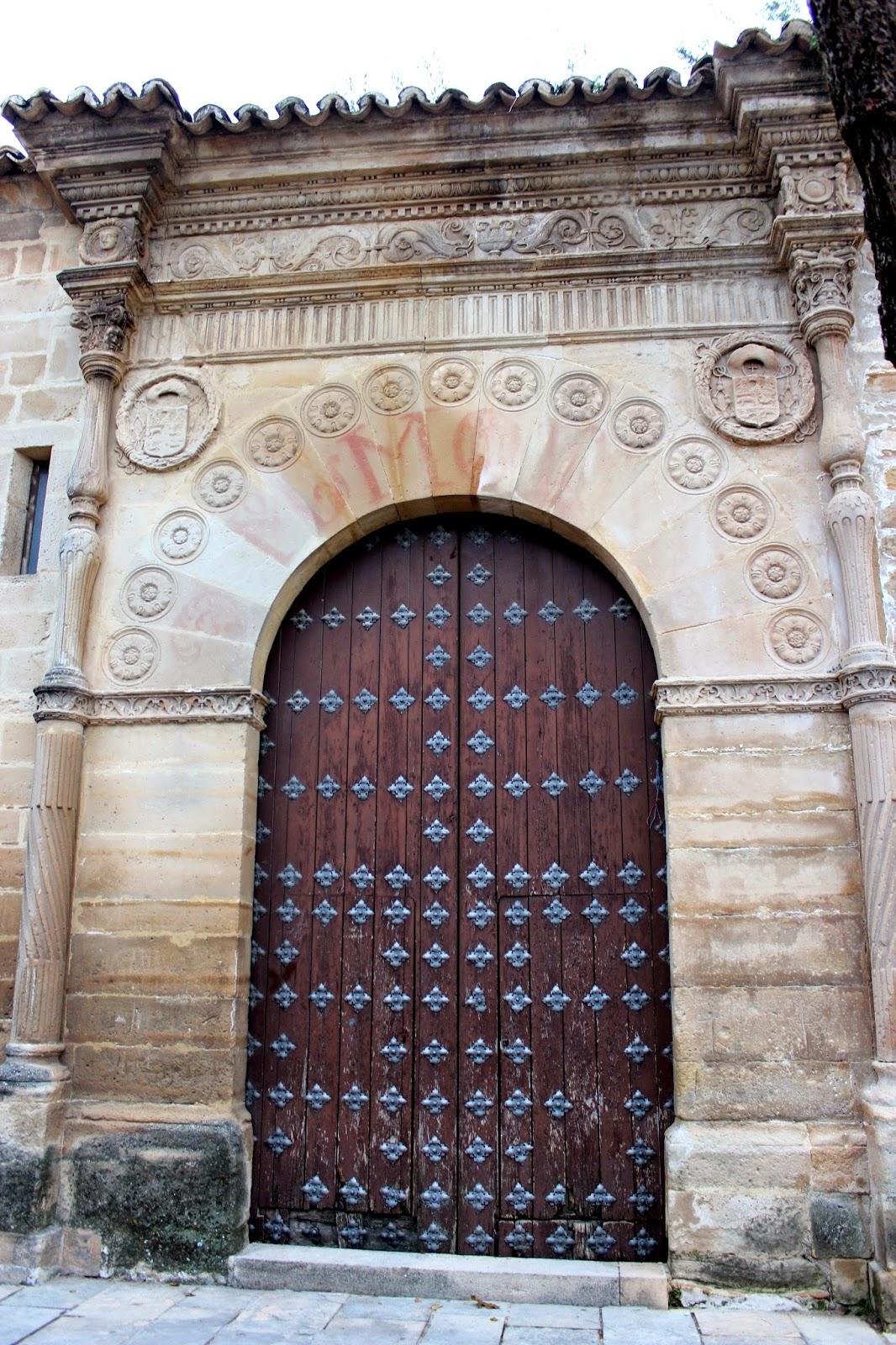 Iglesia de Santo Domingo en Úbeda