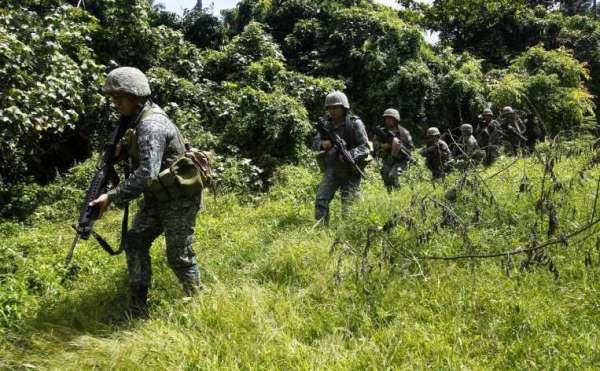 Militer Filipina Bunuh 13 Anggota Abu Sayyaf