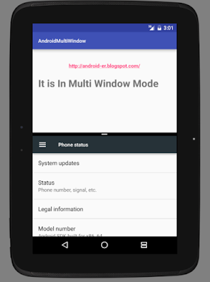 Detect As Well As Banking Corporation Gibe If Your App Piece Of Job Inward Multi Window Mode