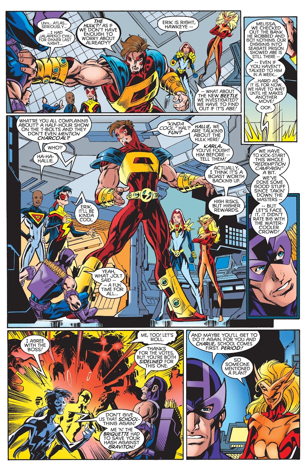 Read online Hawkeye & The Thunderbolts comic -  Issue # TPB 1 (Part 3) - 78