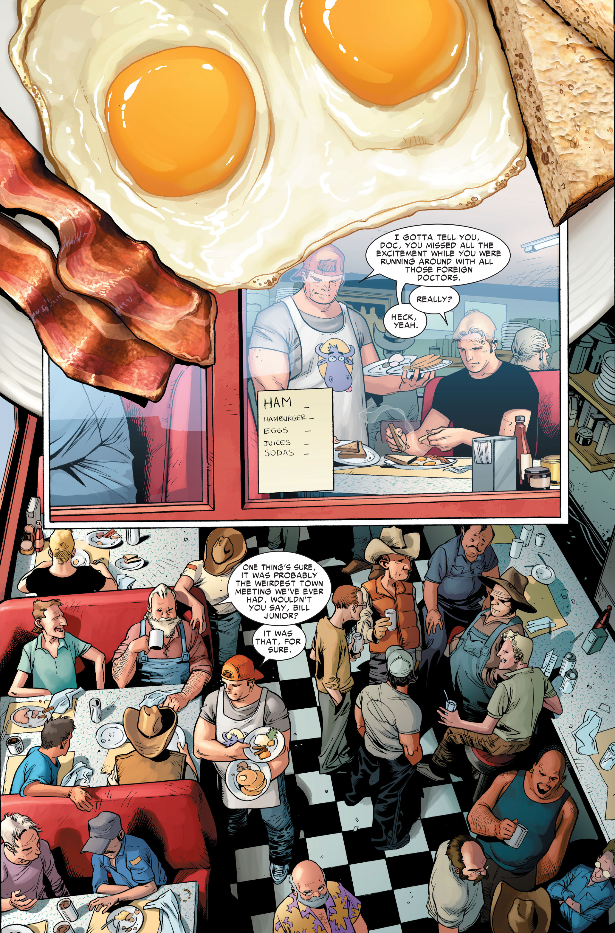 Thor (2007) Issue #6 #6 - English 2