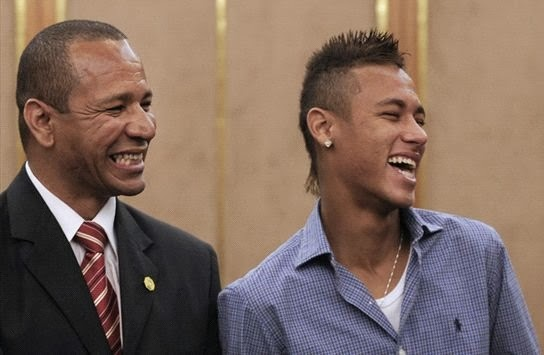 Barcelona: We paid €40m to Neymar's mum and dad | Brimtime  Barcelona: We p...