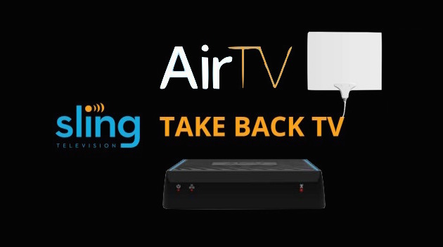 Air Tv Brings Over The Air To Sling Tv