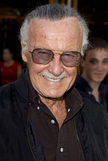 Stan Lee. Director of Ultimate Spider-Man - Season 4