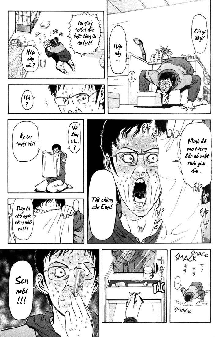 Psychometrer Eiji chapter 55 trang 16
