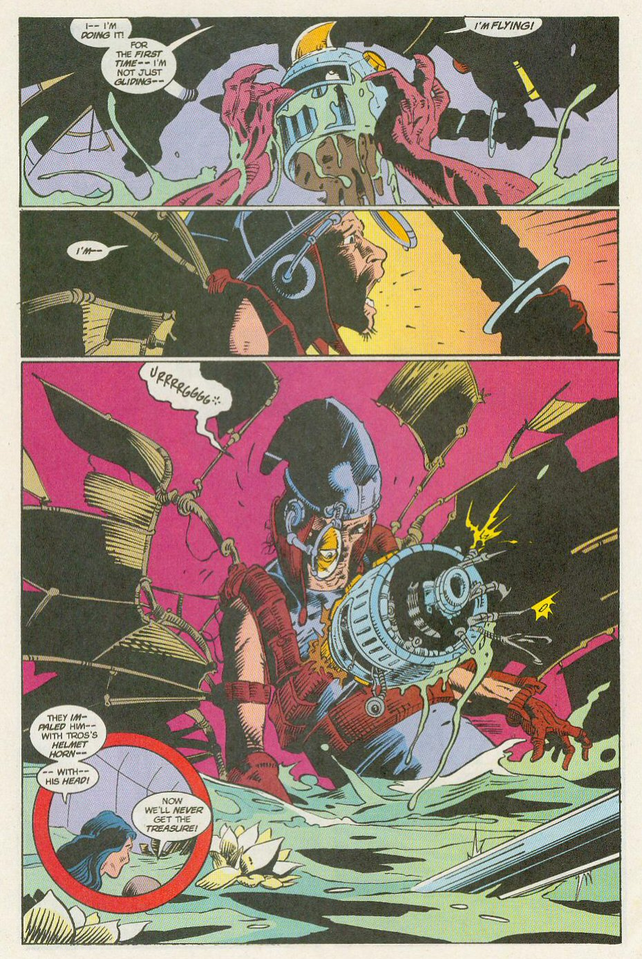 Read online Conan the Adventurer comic -  Issue #13 - 19