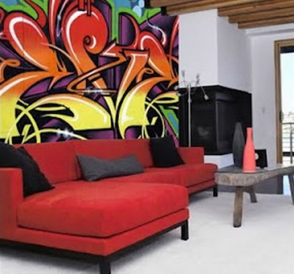 Ideas creativas para decorar la pared
