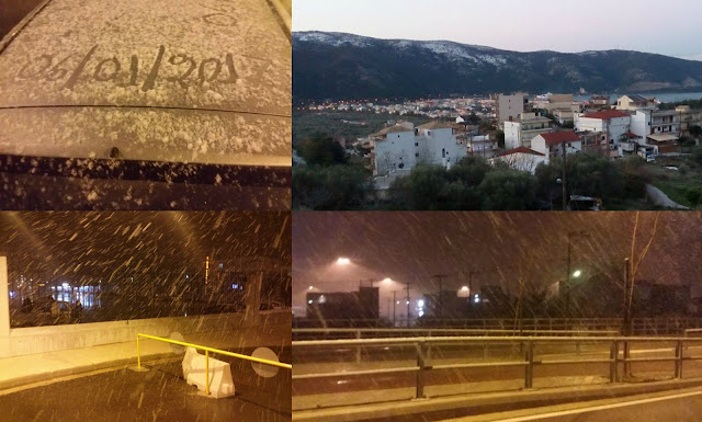 Λευκή νύχτα η χθεσινή για την Ηγουμενίτσα (+ΒΙΝΤΕΟ)