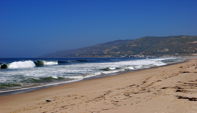 Praia Zuma Beach em Malibu