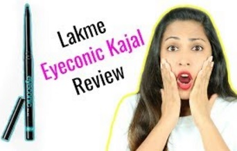 LAKME Eyeconic Kajal Pencil Review WeekendReviews