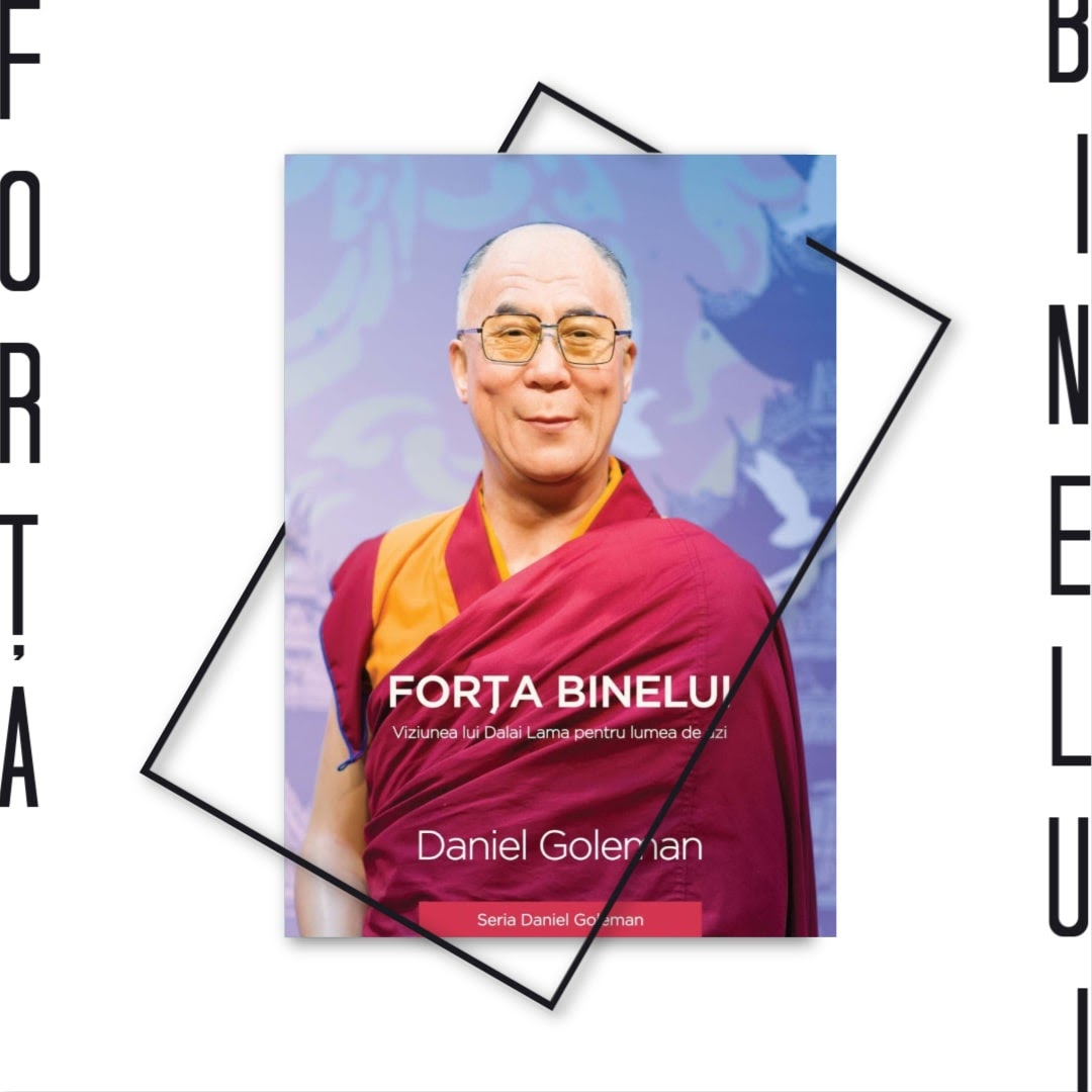 Daniel Goleman, Forta Binelui