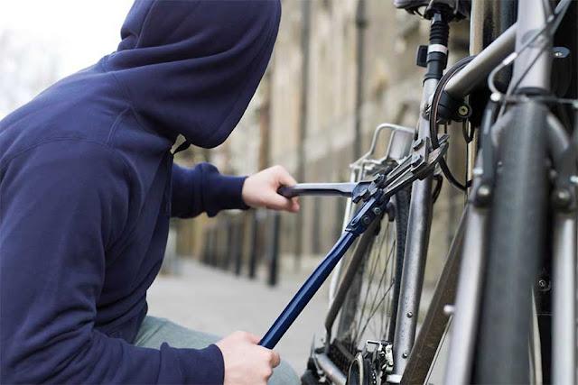 Раскрыта кража велосипеда Сергиев Посад