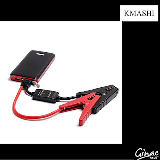 Kmashi Portable Car Jump Starter