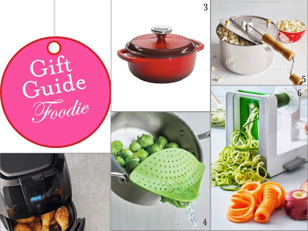 Gift Guide: Foodies