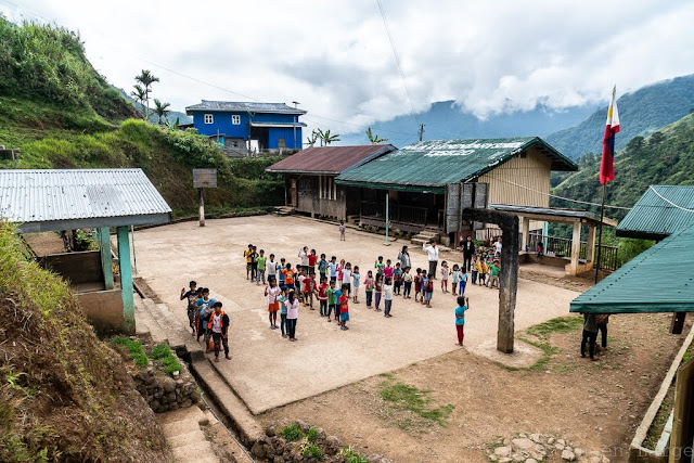 New Pula-Région de l'Ifugao-Luçon-Philippines
