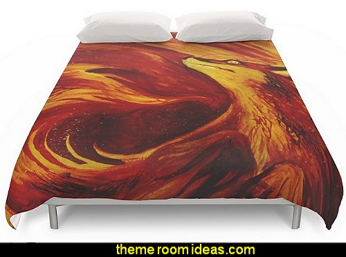 Fire's Embrace Duvet Covers