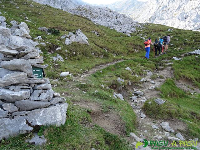 Ruta Requexón - Cotalba: Desvío hacia el Requexón