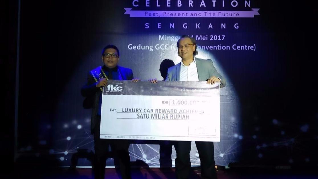 Bisnis Fkc Syariah - Champion Celebration Fkc Sengkang