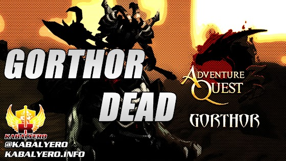 Gorthor Dead » Let's Play AdventureQuest 3D #1 (STEAM Early Access)