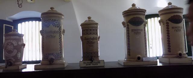 Sejarah Bekerfeld Filter Masuk ke Indonesia, gambar bekerfeld filter