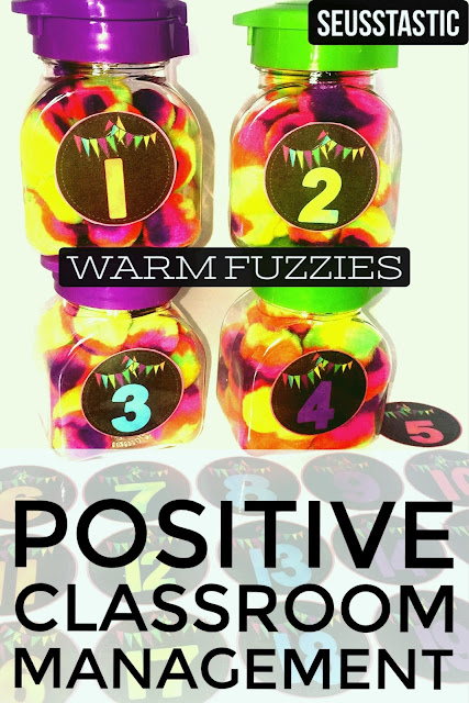 Warm Fuzzies for Classroom Management