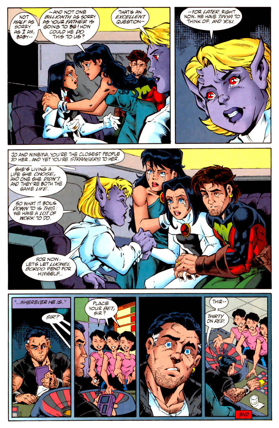 Legion of Super-Heroes (1989) 102 Page 22