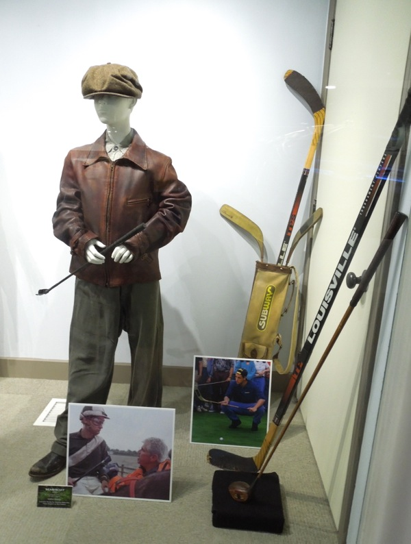 Seabiscuit movie costume Happy Gilmore movie props