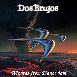 Dos Brujos Wizards from Planet Jam