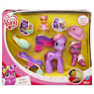 My Little Pony Mom Cheerilee-Scootaloo Newborn Cuties and Moms Sister