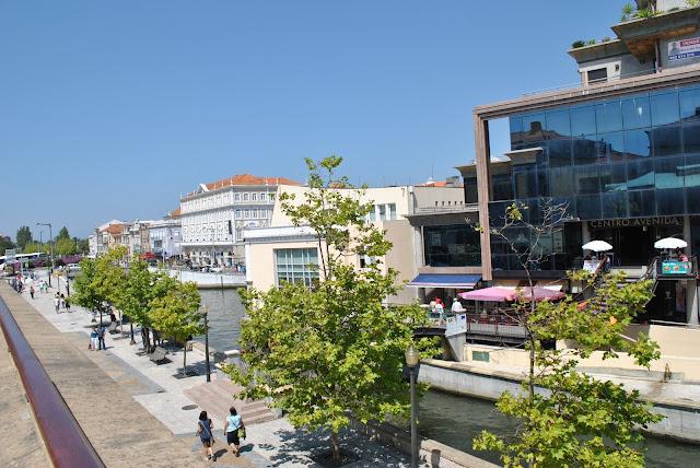 Vacaciones en Aveiro