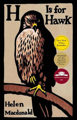H is for Hawk by Helen Macdonald - book cover