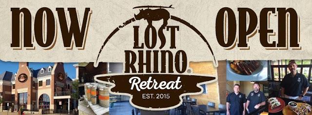 Lost Rhino Retreat: Ashburn VA Restaurant Now Open